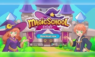 magic school story
