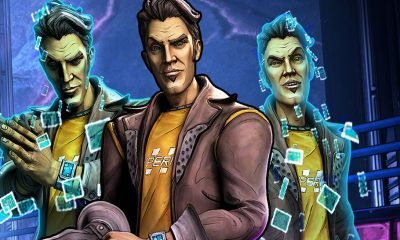 2 game Borderlands dalam bundle Handsome Collection resmi gratis di Epic Store