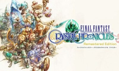 Final Fantasy Crystal Chronicles versi remaster