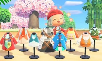 busana unik Animal Crossing: New Horizons