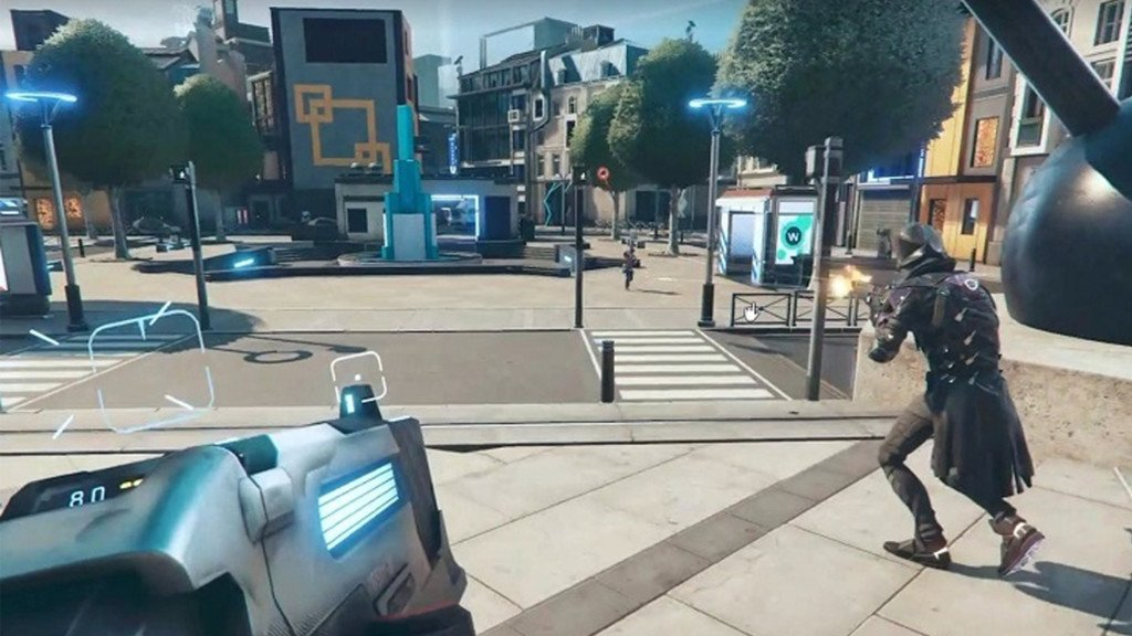 Hyper Scape, game FPS Battle Royale baru buatan Ubisoft