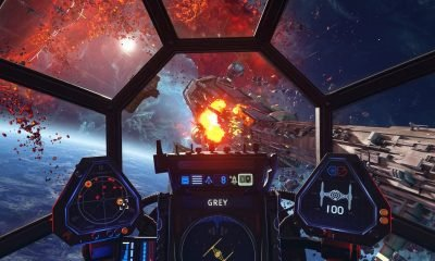 Star Wars: Squadrons gameplay perdana