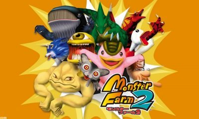 Monster-Rancher 2 diport untuk mobile dan switch