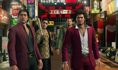 Yakuza Like a Dragon rilis November