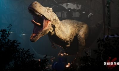 Deathground, game horror tentang dinosaurus
