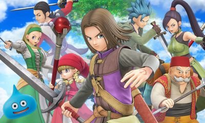 demo dragon quest xi