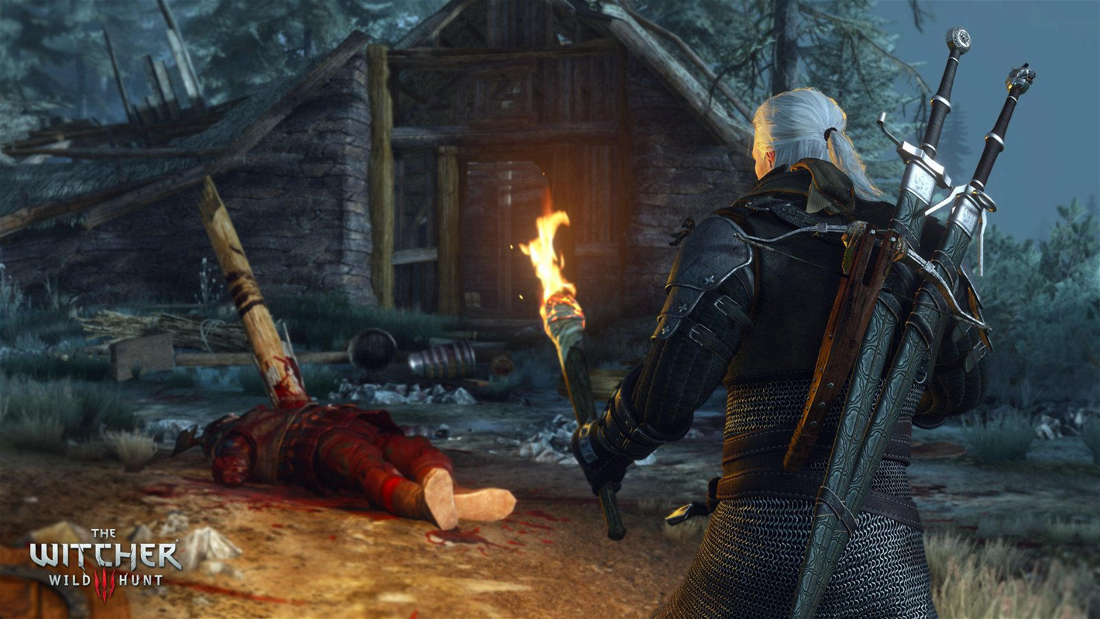 xbox the witcher 3