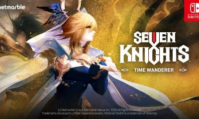 game seven knights time wanderer