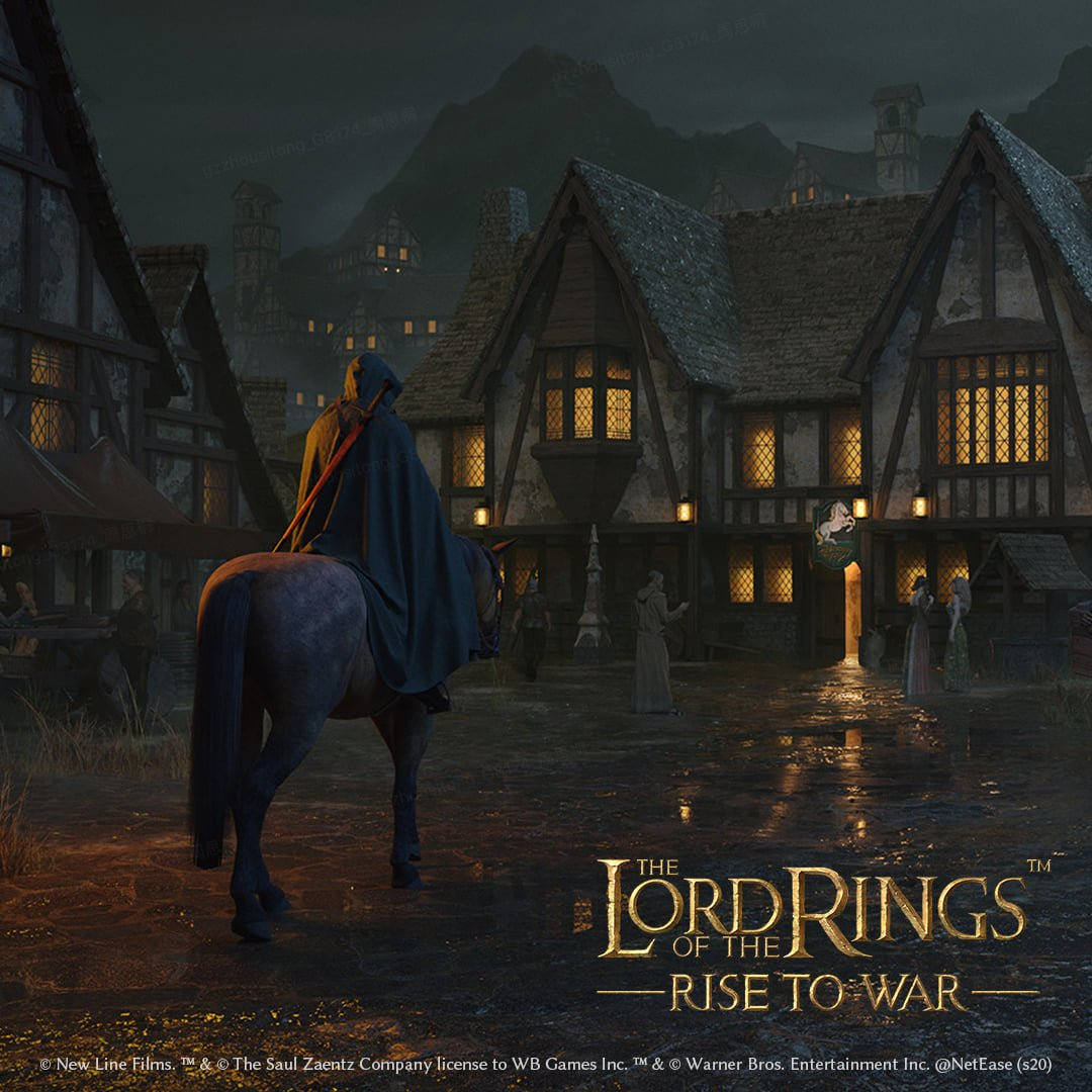 the lords of the rings: rise to war